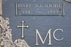 Mary Jo McGowan (1947 - 1999) - Find A Grave Memorial - 96447178_134750551973