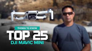 <b>DJI Mavic Mini</b> - Top 25 Things to know before you buy - YouTube