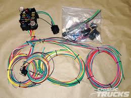 aftermarket ac wiring diagram aftermarket wiring harness install hot rod network though the process is nearly the same in most
