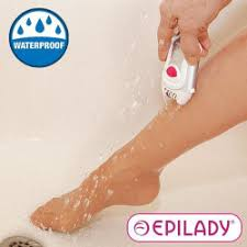 #1 <b>Rechargeable</b> Waterproof Epilady <b>Epilator Hair</b> Remover LED ...