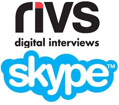 online interviewing digital interviews vs skype featured image