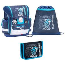 <b>Herlitz Ранец Ultralight</b> Plus Splash с наполнением. Купить рюкзак ...