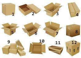 Бизнес: цех по производству картонных коробок