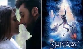 Image result for aye dil hai mushkil vs shivaay