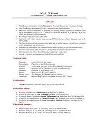 qa team lead resume sample   email upgrade letterqa team lead resume sample