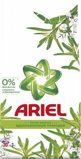 """<b>Стиральный порошок Ariel</b> """"<b>Automat</b>. Вербена"""", 3 кг — купить в ..."""