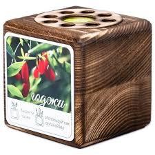 """Набор для выращивания с органайзером """"<b>Экокуб Burn</b>. <b>Годжи</b> ..."""