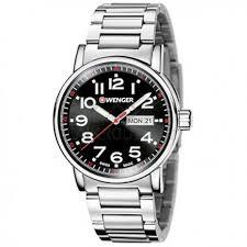 Наручные <b>часы</b> - <b>WENGER</b> ATTITUDE <b>01.0341.104</b>