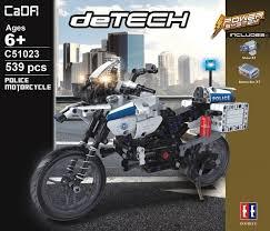 Радиоуправляемый <b>конструктор CADA</b> TECHNICS <b>deTech</b> ...