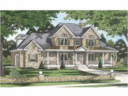 Traditional House Plan   Square Feet and Bedrooms from    Front
