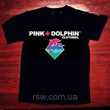<b>Футболка Pink Dolphin</b> 17881 (XS, S, M, L, XL, XXL), цена 435 грн ...