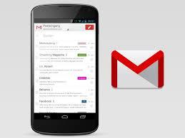 Resultado de imagem para gmail android