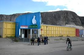u s department of defense photo essay a small diner in kangerlussuaq greenland 29 2010 serves up the