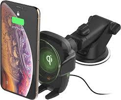 iOttie Wireless Car Charger Auto Sense Qi Charging ... - Amazon.com