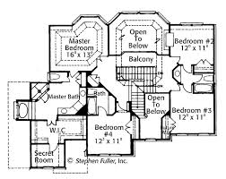 images about secret on Pinterest   Secret Rooms  Secret    Eplans Colonial House Plan   Exciting  Elegant and Enduring   Square Feet and Bedrooms from Eplans   House Plan Code