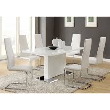 Genuine Leather Dining Room Chairs Leather Dining Chairs Modern Kitchen Dining Room Sets Allmodern 9