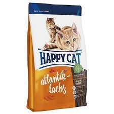 <b>Happy Cat Supreme</b> Adult Atlantic Salmon 4Kg : 7pets