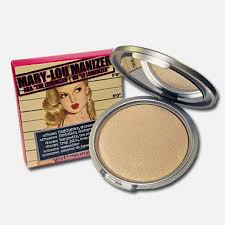 The Balm Mary Lou highlighter
