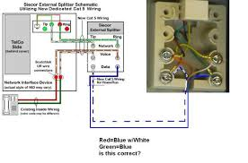 home phone wiring diagram dsl wiring diagram schematics running a new phone and dsl line h ard forum