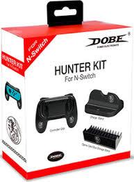 <b>Набор</b> Для Nintendo <b>Switch 3</b> в 1 «Hunter <b>Kit</b>» <b>Dobe</b>» купить
