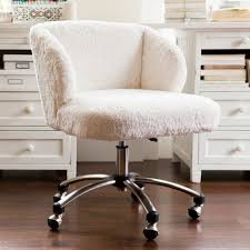 bedroom office chair at ivory sherpa wingback desk bedroom office chair