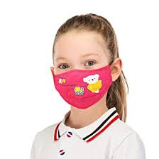 Vritraz <b>Kids Children N95</b> PM 2.5 Washable and Reusable <b>Anti</b> ...