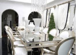 mirrored table rupurupu los angeles design blog material girls la interior design paris