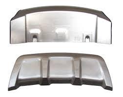 <b>Накладки нижние</b> переднего и заднего <b>бамперов</b> Range Rover ...