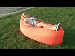 <b>Надувной диван Биван</b> - тестируем Биваны в Музеоне. - YouTube