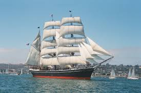 sailing ships s the star of the world s oldest ship still able to go to sea built at ramsey shipyard in the isle of man in 1863 iron ships were experiments of sorts