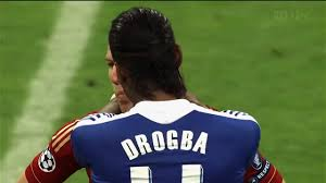"When Drogba ""DESTROYING"" Bayern Munchen - UCL 2012 FINAL ..."