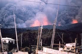 「1983年 - 三宅島が21年ぶりに噴火」の画像検索結果