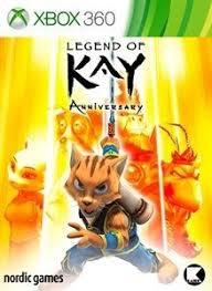 Legend of Kay Anniversary RGH Xbox 360 Mega Español Xbox Ps3 Pc Xbox360 Wii Nintendo Mac Linux