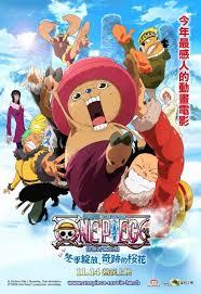 One Piece: Episodio de Chopper: Florece en Invierno, el Milagro de los Cerezos