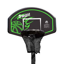 Swish <b>Trampoline Basketball Ring</b> | Lifespan Kids