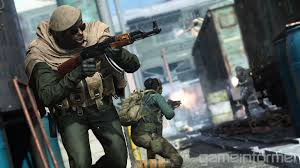 Gearing Up For Ground War In Call of Duty: Modern Warfare - Game ...