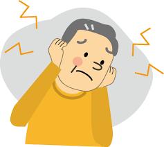 「耳鳴り」の画像検索結果