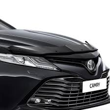 <b>Дефлектор капота EGR</b> темный для Toyota Camry. Артикул ...