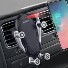 K86 Wireless Car Auto Air Vent Automatic Clamping Quick ... - Vova