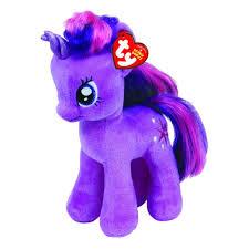 <b>Мягкая игрушка</b> TY My Little <b>Pony Пони</b> Twilight Sparkle 20 см ...
