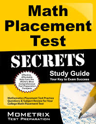 cheap career placement test career placement test deals on get quotations · math placement test secrets study guide mathematics placement test practice questions subject review for