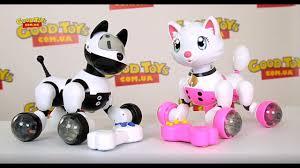 <b>Интерактивный</b> робот <b>собака</b> или робот кот? Что выбрать с ...