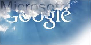 """Résultat de recherche d'images pour """"cloud google microsoft"""""""