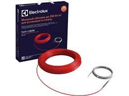 Комплект <b>теплого пола</b> (кабель) <b>Electrolux ETC</b> 2-17-1200 - купить ...