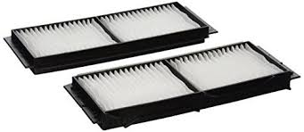 treyues 1pc cabin air filter white non woven for mazda 3 14 17 6 13 17 cx 5 12 17 oem kd45 61 j6x