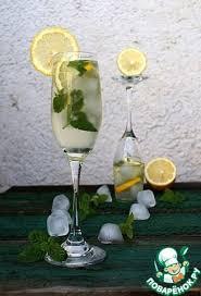 <b>Мятный</b> лимонад: Мята — 1 пуч., Лимон — 2 шт, Сахарная пудра ...
