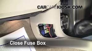 interior fuse box location 2006 2016 chevrolet impala 2007 interior fuse box location 2006 2016 chevrolet impala 2007 chevrolet impala ls 3 5l v6 flexfuel