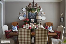 Christmas Dining Room Christmas Dining Room And Last Minute Preparations Lilacs And
