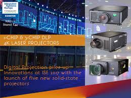 5 new <b>solid</b> state projectors launch at ISE <b>2017</b> - Digital Projection ...