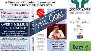 the goal a process of ongoing improvement part 01 the goal a process of ongoing improvement part 01